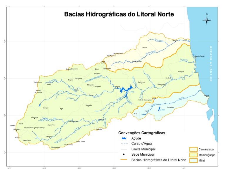Aesa e Comitê do Litoral Norte realizam encontros em Bananeiras, Guarabira e Mamanguape