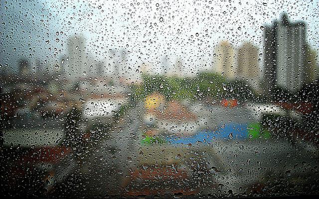 Em seis dias chove o equivalente a 164% do esperado para todo o mês de junho em João Pessoa