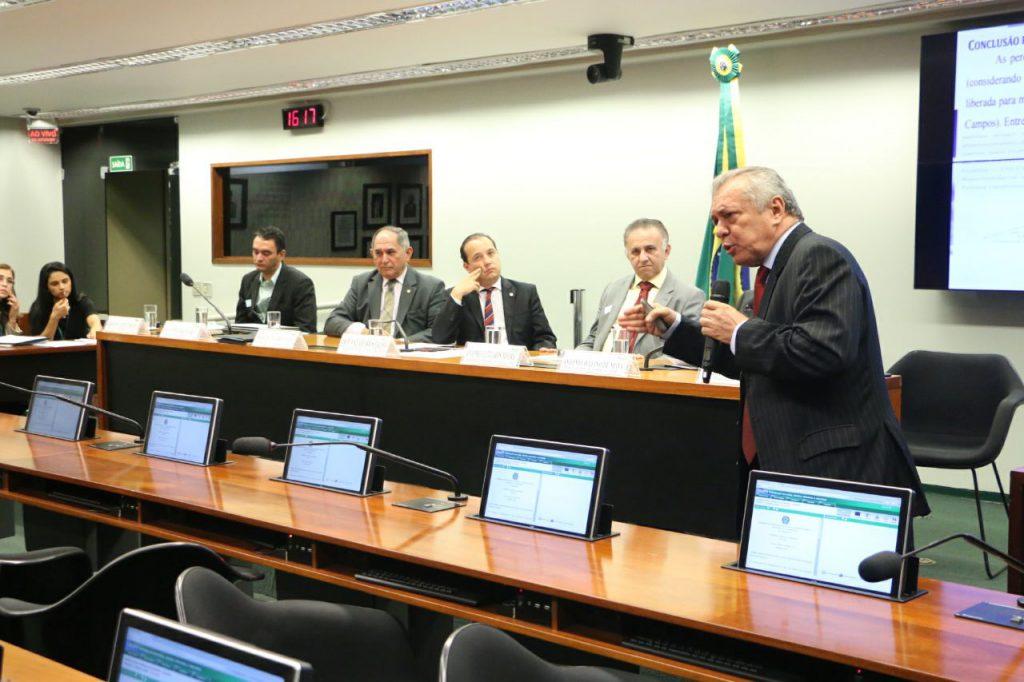 Aesa participa de audiência pública sobre eixo leste da transposição, na Câmara dos Deputados