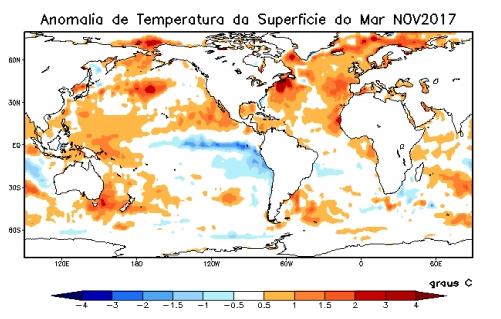 Aesa anuncia previsão climática para o primeiro trimestre de 2018 na região semiárida
