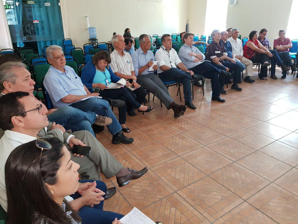 Conselho Estadual de Recursos Hídricos aprova Plano de Capacitação e Relatório do Progestão da Aesa