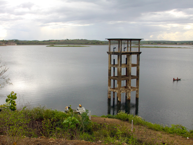 Vídeo: presidente da Aesa explica monitoramente de barragens
