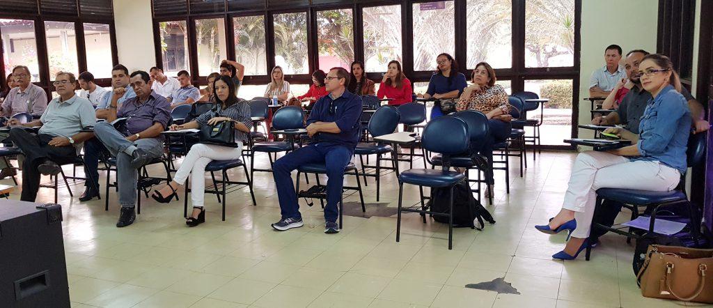 Aesa realiza capacitações em Gestão de Processos e Gestão de Conflitos em João Pessoa