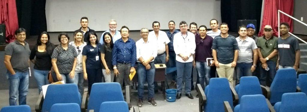 Fotos: confira as imagens dos encontros regionais do CBH-LN