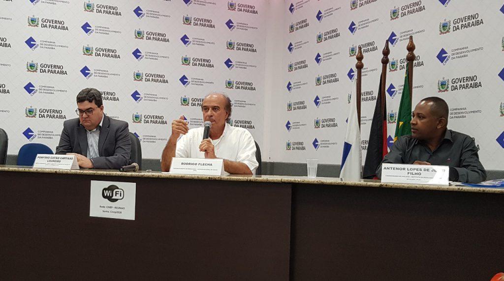 Curso de segurança de barragens é realizado em João Pessoa