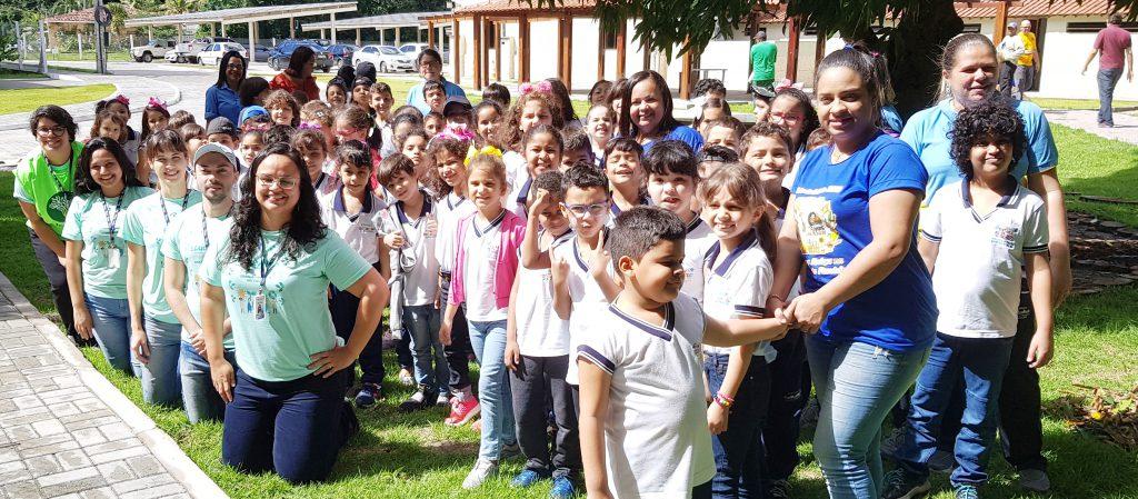Aesa e ICMBio realizam ação de educação ambiental