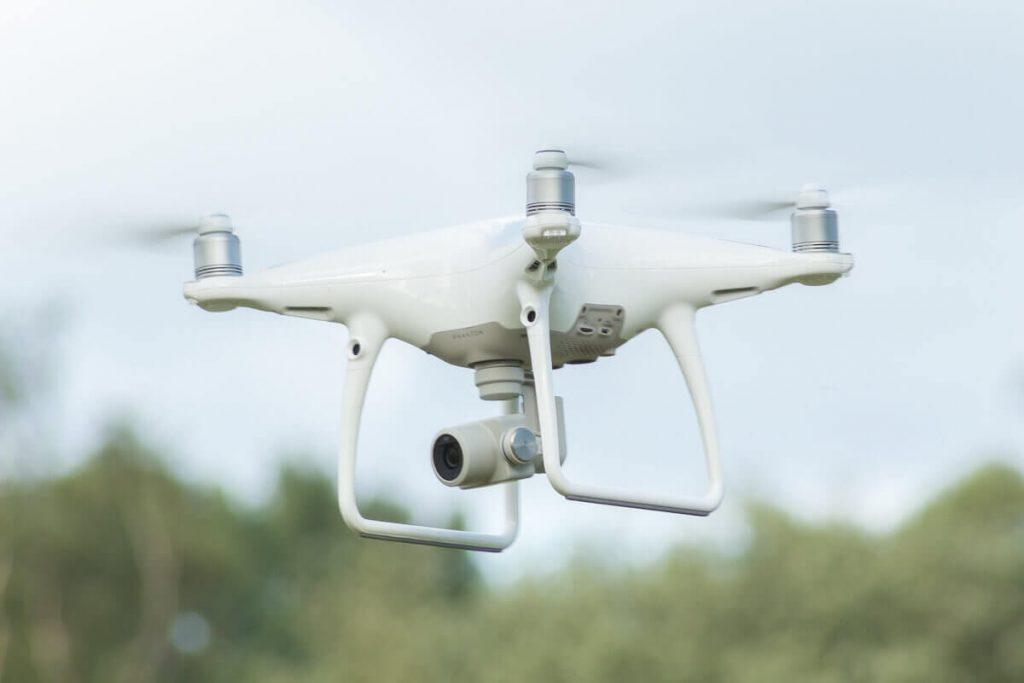Aesa investe em tecnologia de monitoramento de barragens com drones e câmeras de alta resolução