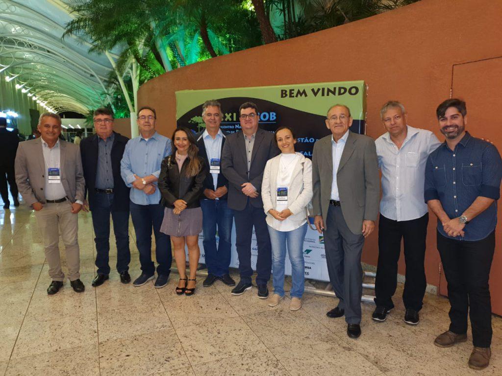 AESA e membros dos CBHs da Paraíba participam do XXI ENCOB