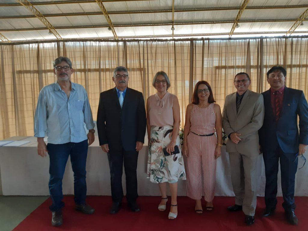 Meteorologistas da Aesa são homenageados na cidade de Belém