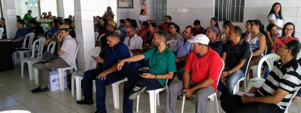 Comitê da Bacia Hidrográfica do rio Paraíba reúne membros em Santa Cecília