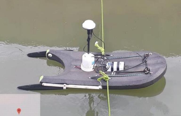 Aesa utiliza aparelho que emite ondas sonoras para medir vazão da água