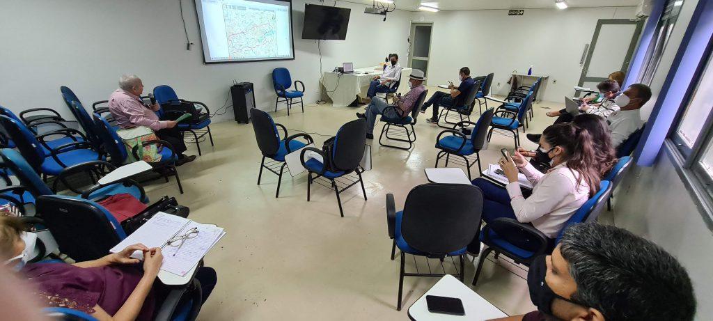 Aesa participa de reunião da atualização do Plano Estadual de Recursos Hídricos da Paraíba