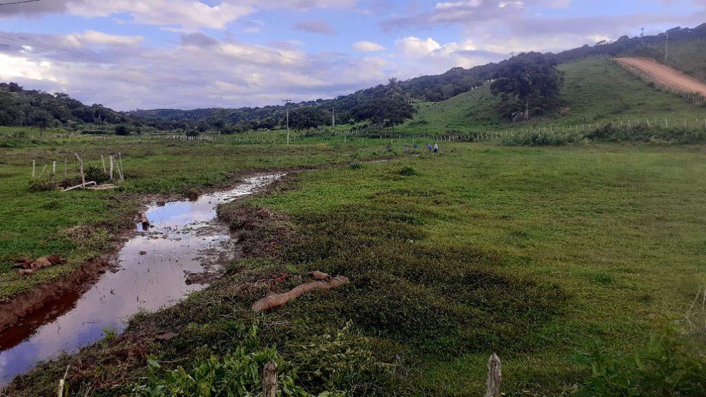Aesa realiza limpeza da calha do rio Canafístula e permite passagem da água até barragem