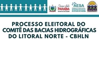Abertas as inscrições do processo eleitoral do Comitê da Bacia Hidrográfica do Litoral Norte